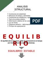 Unidad 1. Analisis Estructural Estatico