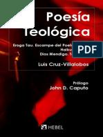 2015 POESIA TEOLOGICA LuisCruzVillalobos PrJDC Libre