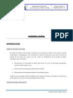 Análisis Hidrológico del tramo Ancos - Tauca