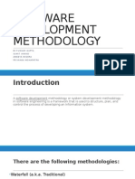 Software development methodlogy