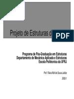 Projeto de Estruturas de Pontes