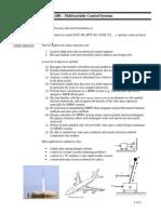 ECE.488 Multi-various Analog Controls