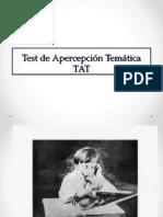 test apercepción