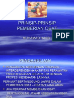PRINSIP-PRINSIP PEMBERIAN OBAT.ppt