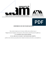 Criterios Analisis Metodos Disenio 24 Enero 2011