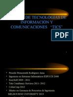 Gestión de TICS