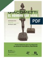 Ficha Didactica Giacometti