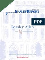 The Jere Beasley Report, Jan. 2015