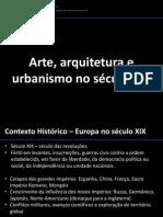 Arquitetura século XIX