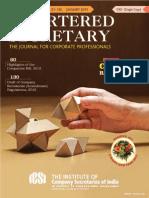 Company Secreatory Journal January2013