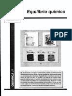 QuimicaII-IVEquilibrioQuimica