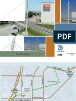 Mockingbird Pedestrian Bridge presentation
