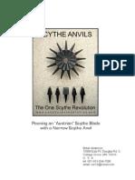 Scythe Peening Manual