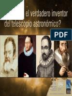 Quien Invento El Telescopio[1]