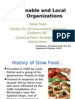 Slow Food Basics