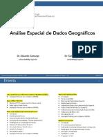 Analise Espacial de Dados Geográficos