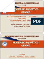 SPR Tema 1 Reforma