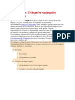 Introducción triangulos