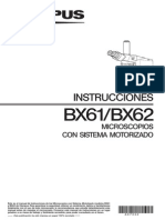 Microscopio BX61 español