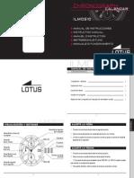 Lotus Manual