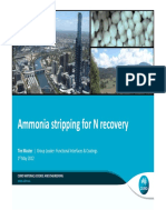 Tim Muster - Ammonia Stripping for N Recovery