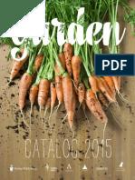 Garden Catalog 2015