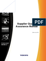 Key Elements Procedure 2 - SQAM Supplier Quality Assurance Manual Valid for 3P, VPT and Bus
