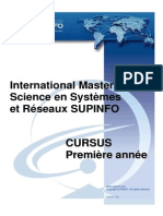 SUPINFO-Master1SystemesEtReseaux