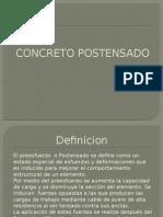 CONCRETO PRETENSADO