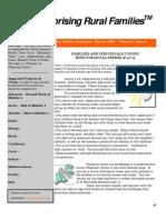 Erf Newsletter 3.05