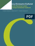 Imaginarios y Consumo Cultural 2009(1)