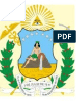 Escudo de Armas Del Estado Bolívar