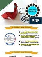Ppt Certificación 20140915