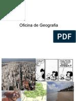 Oficina de Geografia ensino fundamental