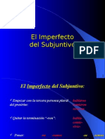 (Imperfecto de Subjuntivo)