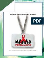Menelusuri Kebijakan Anggaran Hiv Dan Aids