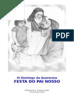 Festa Do Pai Nosso 2014