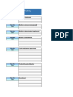 Human Resources Kpi Library