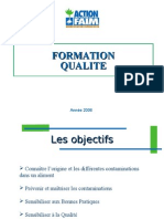 Formation Qualite