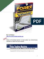Forex Navigator System