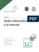 I Redes Informaticas y La Internet