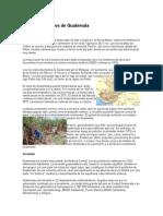 Datos Geográficos de Guatemala