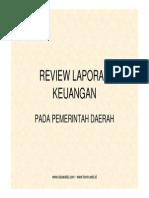 2013.09.05 Review Laporan Keuangan
