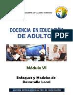 Modulo 6 Docencia Educacion Adultos(Diana)