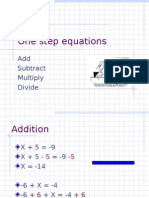 Algebra Vest