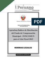 Separata Especial 1 Normas Legales 26-02-2015 [TodoDocumentos.info]