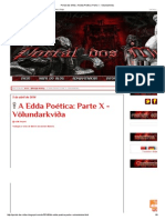 Portal Dos Mitos_ a Edda Poética_ Parte X - Völundarkviða