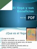 El Yoga y Sus Benefícios