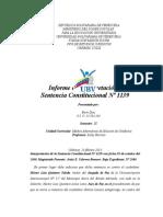 SENTENCIAS DE LINEROS PATRIMONIALES