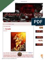 Portal Dos Mitos_ Arash